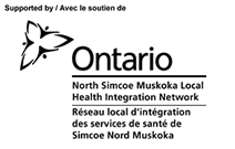 North Simcoe Muskoka Local Health Integration Network Logo