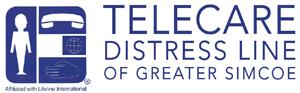 Telecare Distress Line Orillia